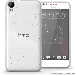 Clear TPU Gel Case For HTC Desire 825