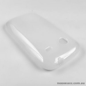Soft TPU Gel Case for Telstra Pulse ZTE T790 - Clear