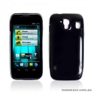 TPU Gel Case for Telstra EasyTouch 4G T82 - Black