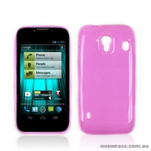 TPU Gel Case for Telstra EasyTouch 4G T82 - Pink