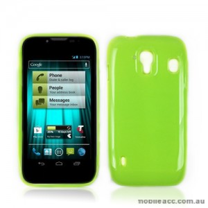 TPU Gel Case for Telstra EasyTouch 4G T82 - Green