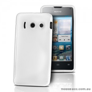 TPU Gel Case for Telstra Huawei Ascend Y300 - Clear