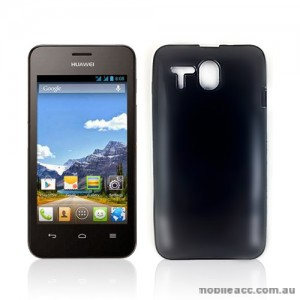 TPU Gel Case Cover for Huawei Ascend Y320 - Black