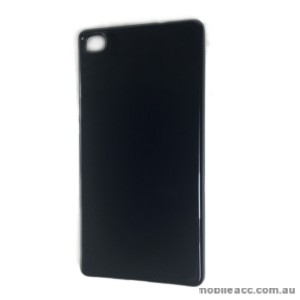 TPU Gel Case Cover for Huawei Ascend P8 Black