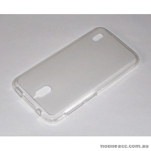 Soft TPU Back Case for Huawei Y625 - Clear