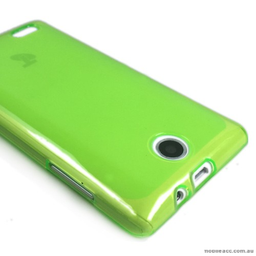 low priced 8a162 0bec3 Telstra Tempo T815 TPU Gel Case Cove - Green X2