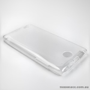 Telstra Tempo T815 TPU Gel Case Cover - Clear