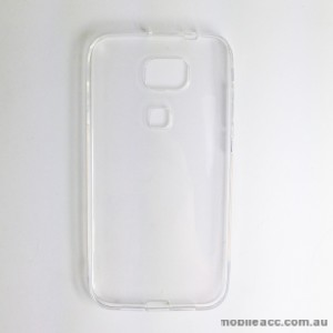 TPU Gel Case for Huawei Asend G8 Clear