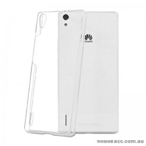 Soft TPU Gel Case for Telstra Huawei P8 Lite Clear