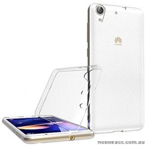 Soft TPU Gel Jelly Case For Huawei Y6 II/ Honor 5A Clear