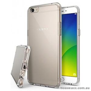 Soft TPU Back Case For Oppo A57 - Clear