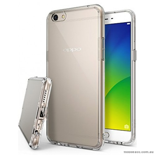 Soft tpu back case for oppo a57 clear stopboris Gallery