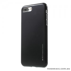 Mercury Goospery iJelly Gel Case For Oppo R11 - Black