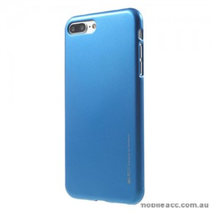 Mercury Goospery iJelly Gel Case For Oppo R11 - Royal Blue