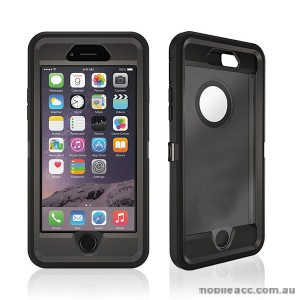 Rugged Defender front & Back Tough Case for iPhone 6/6S Plus