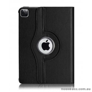 360 Degree Rotating Case for Apple iPad Pro 12.9 inch 2020  Black
