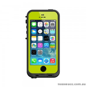 Genuine Lifeproof frē Waterproof Shockproof Case for iPhone 5/5S - Green