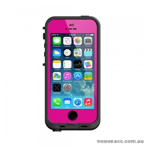 Genuine Lifeproof frē Waterproof Shockproof Case for iPhone 5/5S - Pink