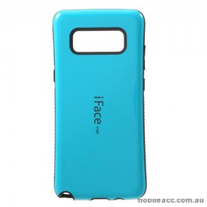 iFace Back Cover for Samsung Galaxy Note 8 - Aqua
