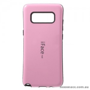 iFace Back Cover for Samsung Galaxy Note 8 - Light Pink