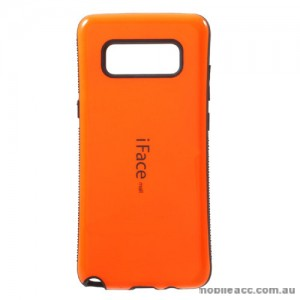 iFace Back Cover for Samsung Galaxy Note 8 - Orange