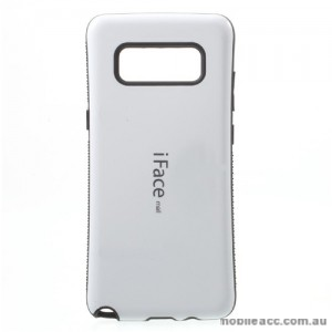 iFace Back Cover for Samsung Galaxy Note 8 - White