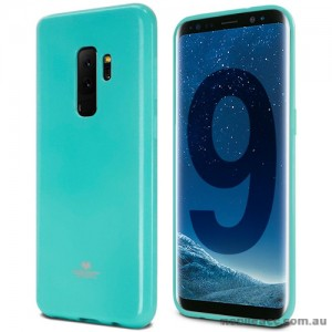 Mercury Pearl TPU Jelly Case for Samsung Galaxy S9 Plus - Aqua