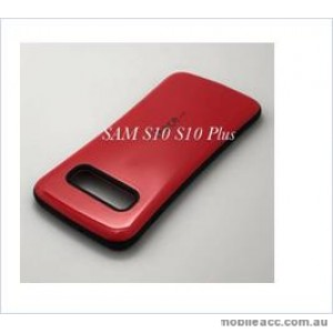 Iface mall  Anti-Shock Case  For Samsung  Galaxy  S10  6.1'' Red