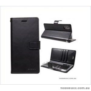 Korean Mercury Bluemoon Diary  Wallet Case For Samsung  Galaxy  S10 5G Black