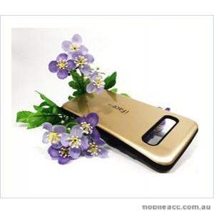 Iface mall  Anti-Shock Case  For Samsung  Galaxy  S10  5G Gold