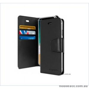 Korean Mercury Sonata Wallet Case For Samsung  Galaxy  S10 5G Black