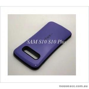 Iface mall  Anti-Shock Case  For Samsung  Galaxy  S10E Purple