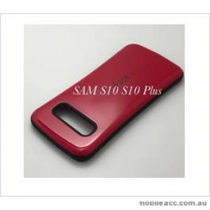 Iface mall  Anti-Shock Case  For Samsung  Galaxy  S10E Hotpink