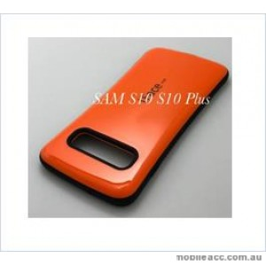 Iface mall  Anti-Shock Case  For Samsung  Galaxy  S10E Orange