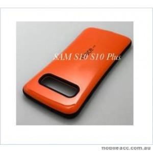 Iface mall  Anti-Shock Case  For Samsung  Galaxy  S10E Orange