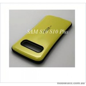 Iface mall  Anti-Shock Case  For Samsung  Galaxy  S10E Yellow
