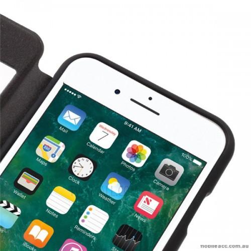 Korean Mercury WOW Window View Flip Cover For iPhone 7/8 4 7