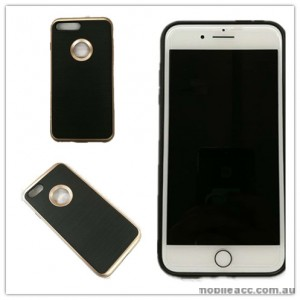 Luxury Element Shockproof Heavy Duty Case For iphone 7 - Gold