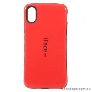 iFace Anti-Shock Case For iPhone X - Coral