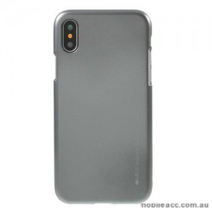 "Korean Mercury  I-Jelly Case For Iphone XR 6.1""  Grey"