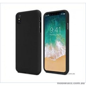 Korean Mercury Soft feeling  Jelly Case For Iphone  XR  6.1'' Black