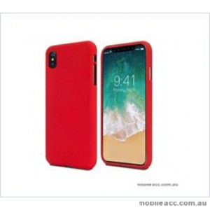 Korean Mercury Soft feeling  Jelly Case For Iphone  XR  6.1'' Red