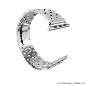 HOCO METAL WATCHBAND 3 POINTERS SILVER FOR APPLE WATCH