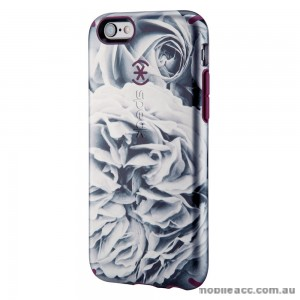 Original Speck Candyshell Inked Luxury Edition For iPhone 6/6S - Silver Rose