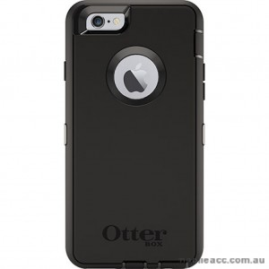 OtterBox Defender Series Case for iPhone 6/6S Black