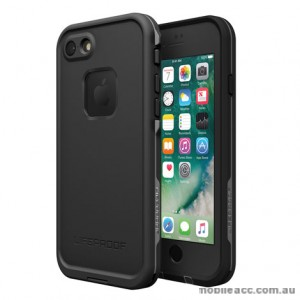 Genuine Lifeproof frē Waterproof Shockproof Case for iPhone 7 - Black