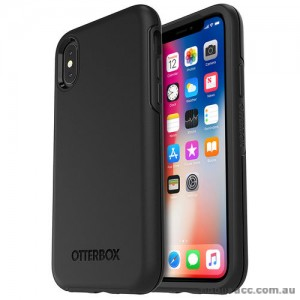 OTTERBOX SYMMETRY SLIM STYLISH CASE FOR IPHONE X - BLACK
