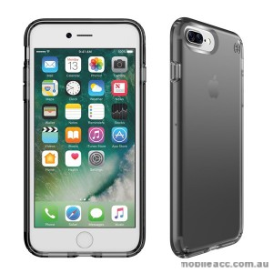 ORIGINAL Speck Presidio Clear Case for iPhone 7 Plus Transparent Grey