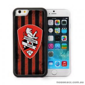 Licensed A-League Brisbane Roar FC Case for iPhone 6/6S - Grunge