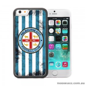 Licensed A-League Melbourne City FC Case for iPhone 6/6S - Grunge